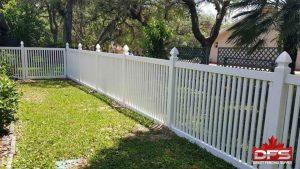 pvc vinyl fence canada