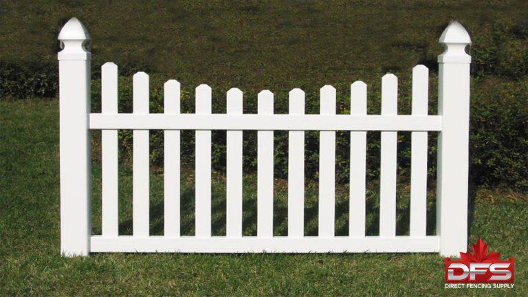 vinyl guys Picket Fence