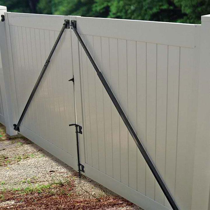 nationwide industries vinyl fence gate brace