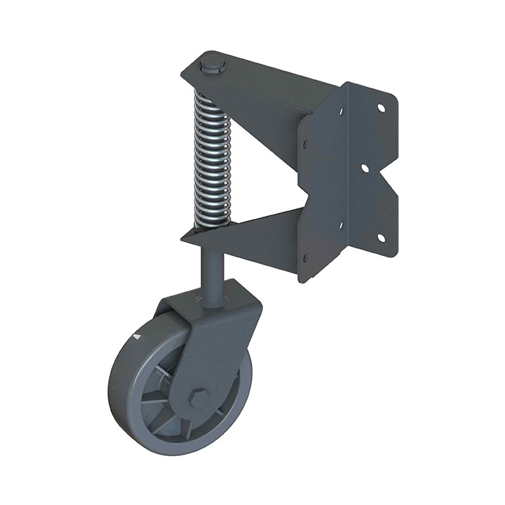 nationwide industries vinyl fence gate wheel