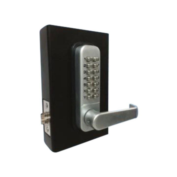 nationwide industries security fencing Keyless Gate Lock Adapter