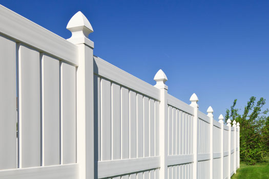 vinyl fence Gothic Post Cap