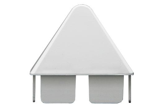 vinyl fence Spade Picket Cap