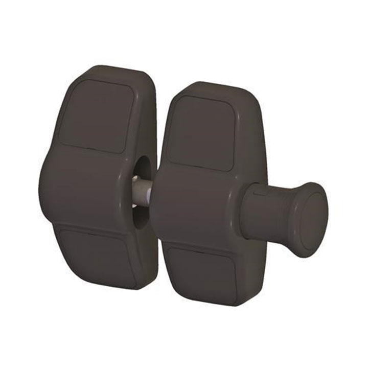 nationwide industries pvc fence latch