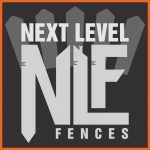 fence company Next Level Fences Logo