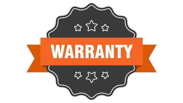 fence company warranty icon