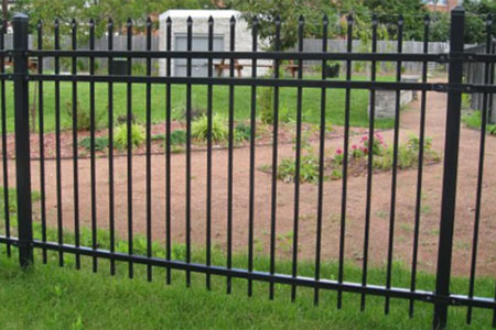Ornamental Fence security fencing